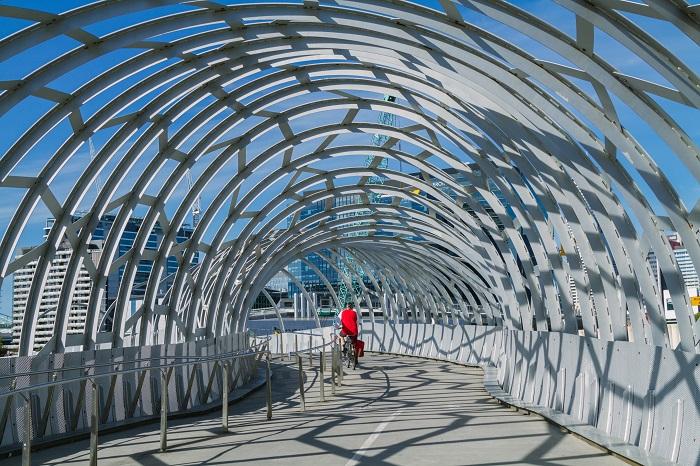Walkway Docklands