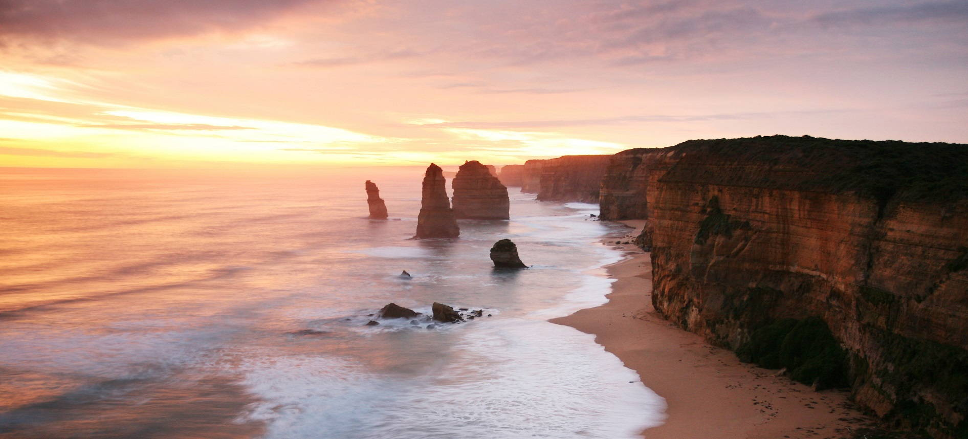 12 Apostles, Great Ocean Road Sunset