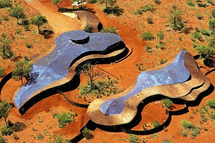 Uluru Kata-Tjuta Cultural Centre