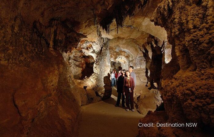 Jenolans Cave