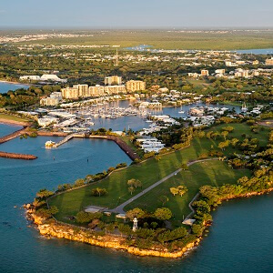 Darwin City Tour and Surrounds