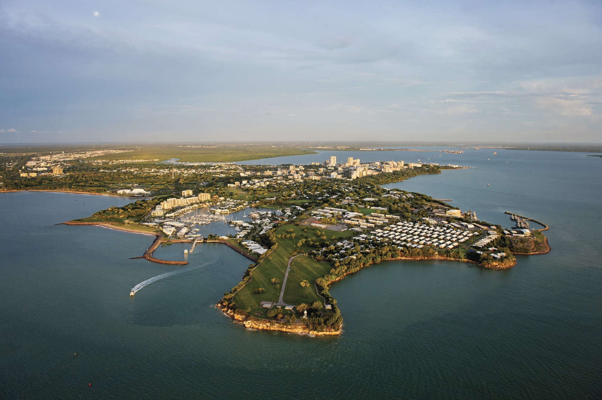 Darwin City Tour and Surrounds $55 | Darwin Sightseeing Bus Tour