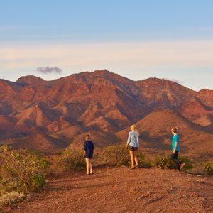 Flinders Ranges & Outback
