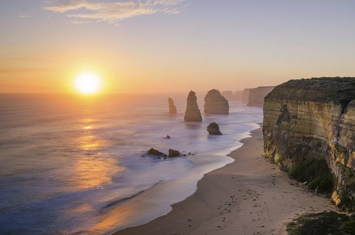 Sunset 12 Apostles