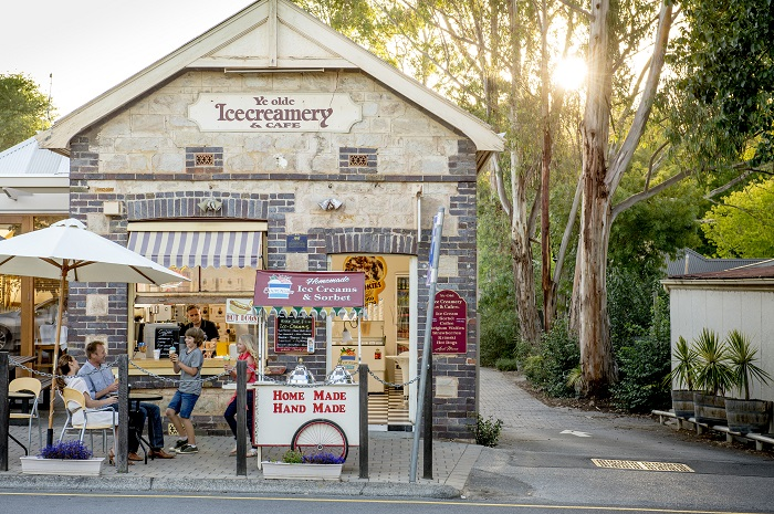 Ice Cream Hahndorf