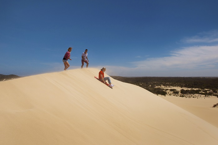 Kangaroo Island Sand Dunes