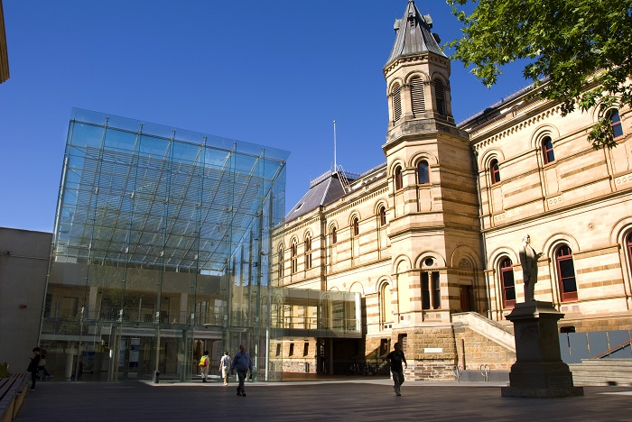 State Library Adelaide