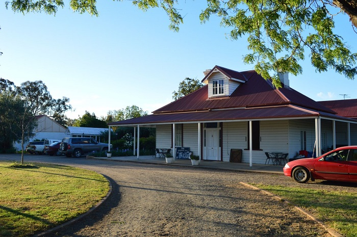 High Country Farm Stay