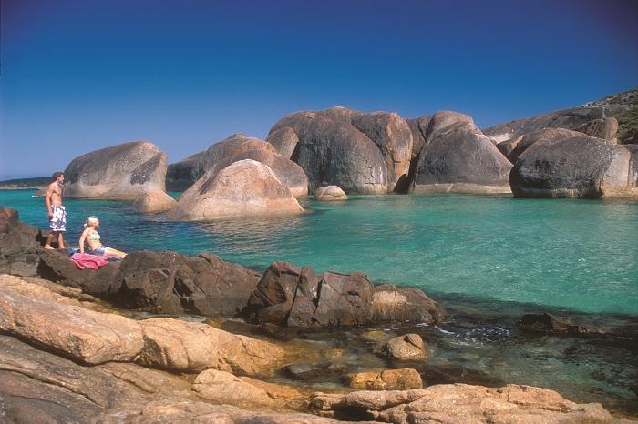 Elephant Rocks, William Bay National Park