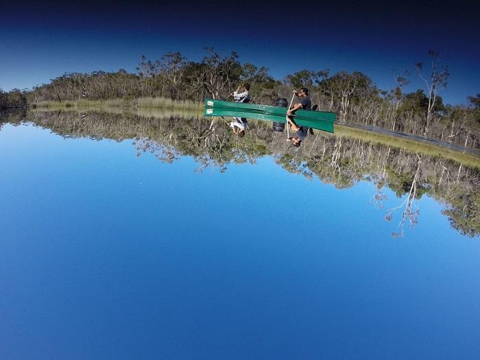 Noosa Everglades Canoe Tour