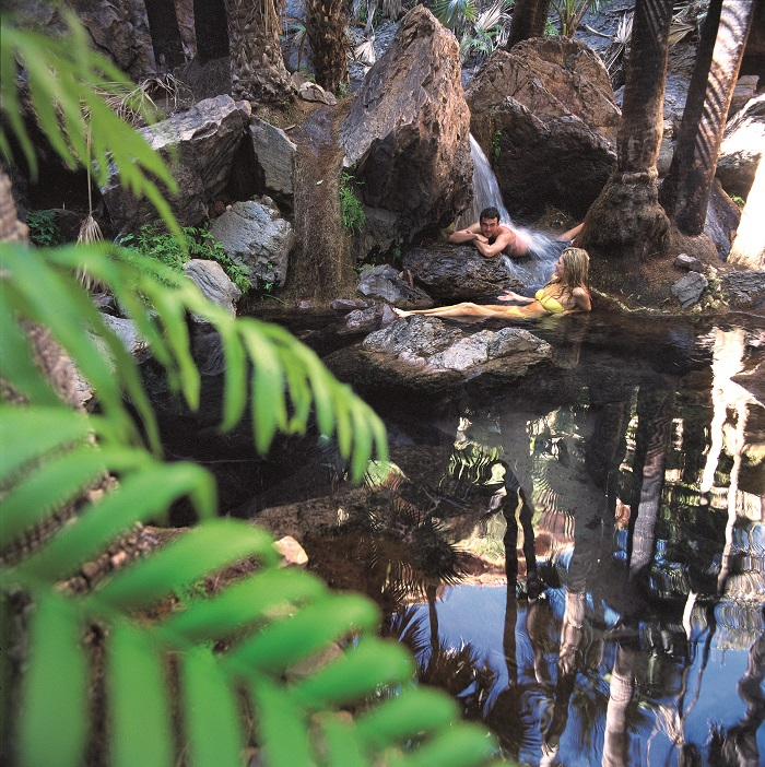 Zebedee Springs, El Questro Wilderness Park