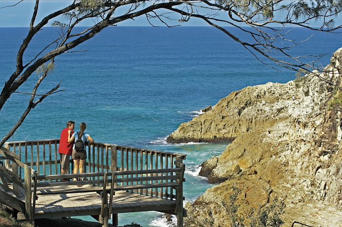 Point Lookout, Stradbroke Island