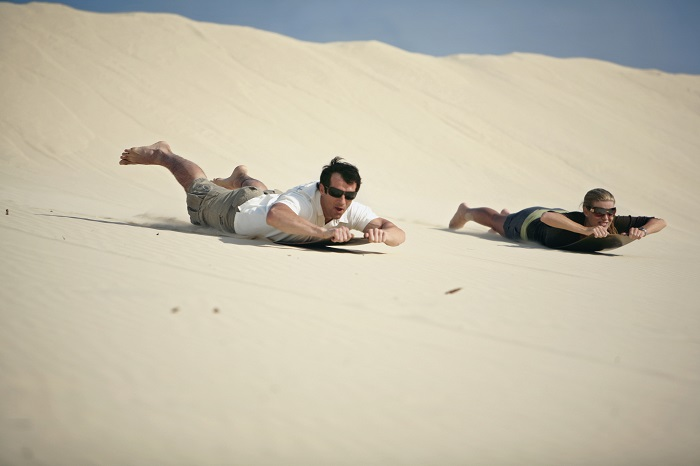 Tangalooma Desert