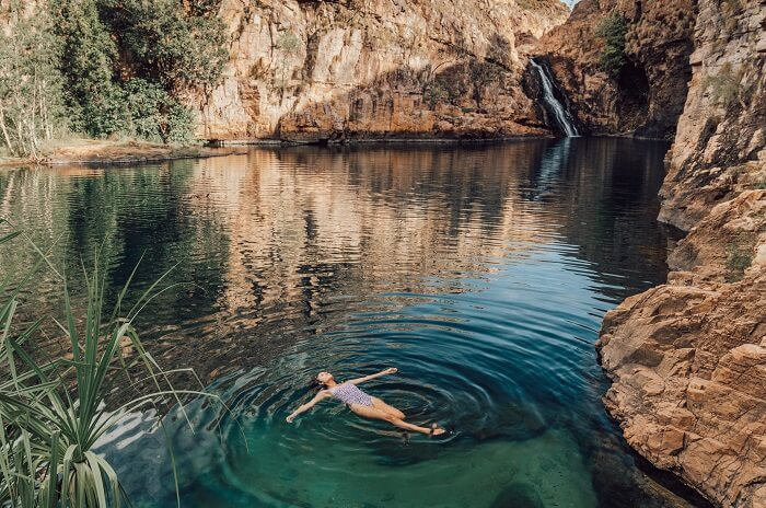 Maguk / Barramundi Gorge