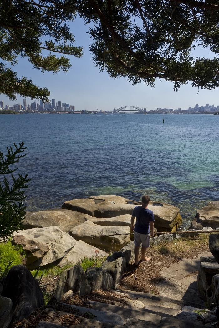 Shark Island Walk Way