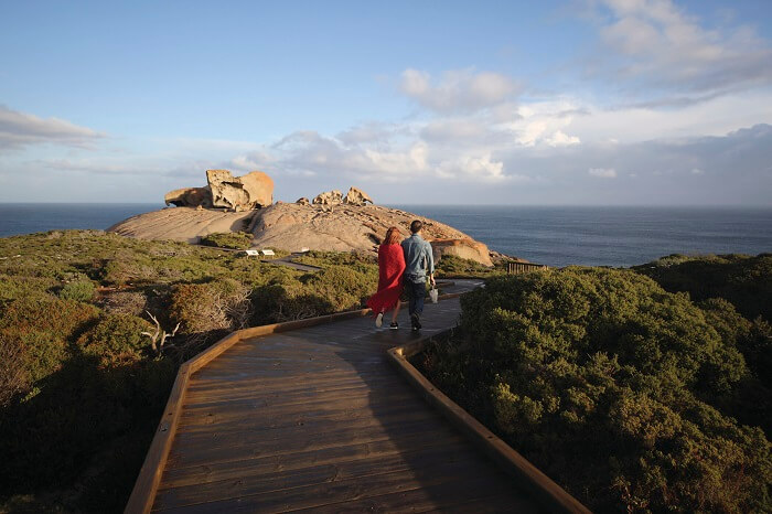 Boardwalk to Remarkable Rocks