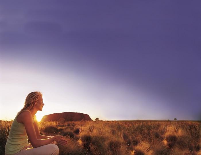Uluru, Uluru-Kata Tjuta National Park