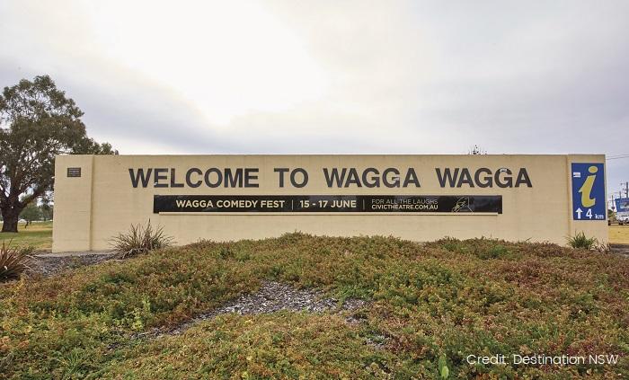Welcome to Wagga Wagga