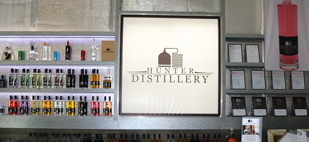 Discovering the Unique Processes at the Hunter Valley Distillery