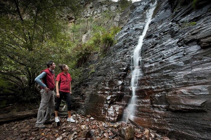 Silverband Falls