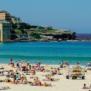 Sydney Half Day Tour with Bondi Beach