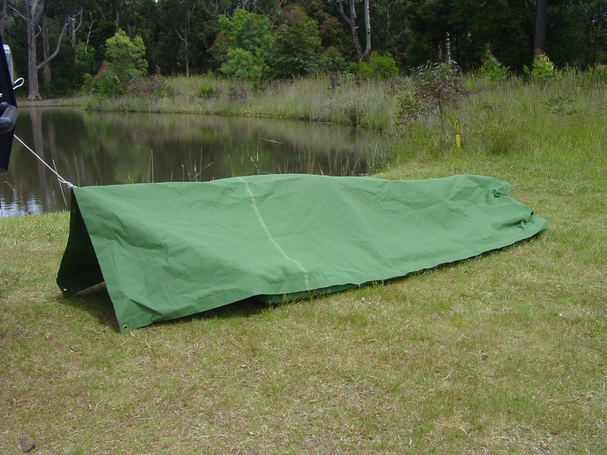 Sleeping in a Swag in Australia's Outback