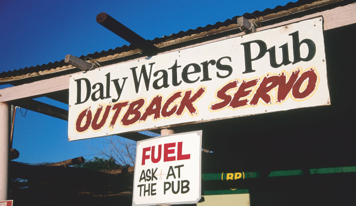 Daly Pub Water