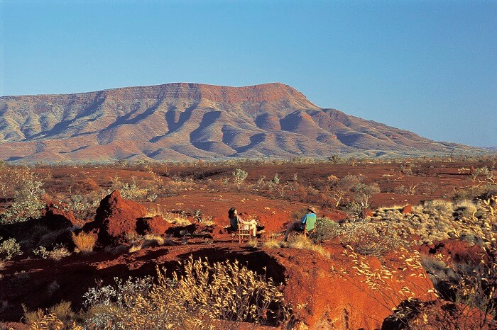 Hamersley Range, Karijini National Park