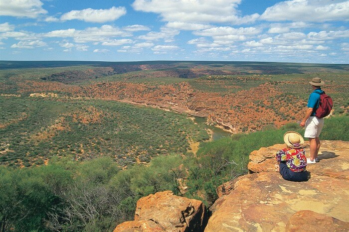 The Loop Lookout, Kalbarri National Park