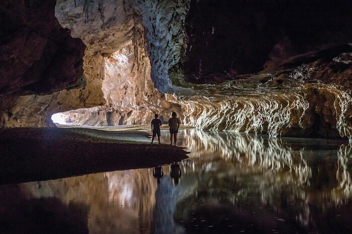 Tunnel Creek, Tunnel Creek National Park