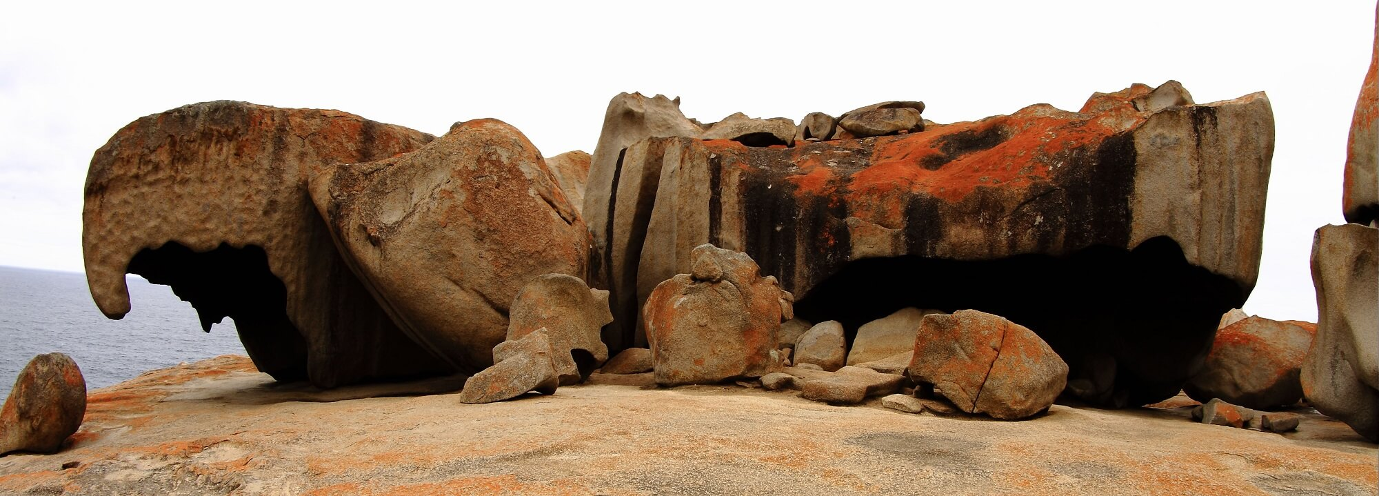 How Were the Remarkable Rocks Formed?