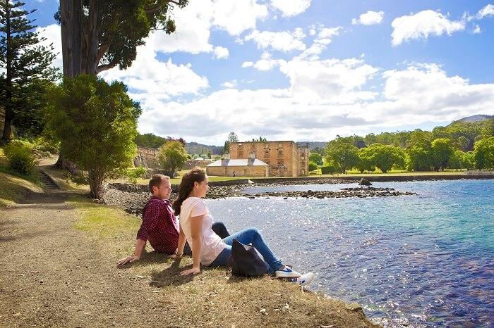 Lake -Port Arthur Historic Site
