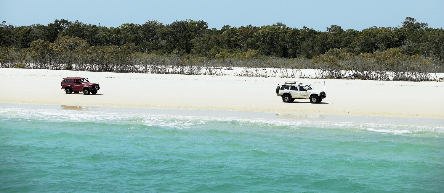 What are The Best Things To Do in Fraser Island?