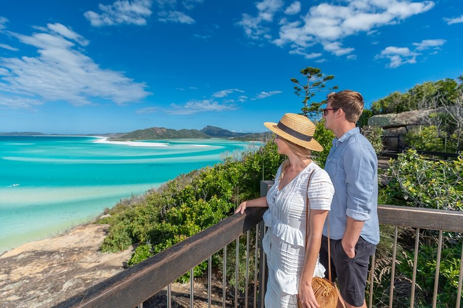 Hill Inlet Lookout
