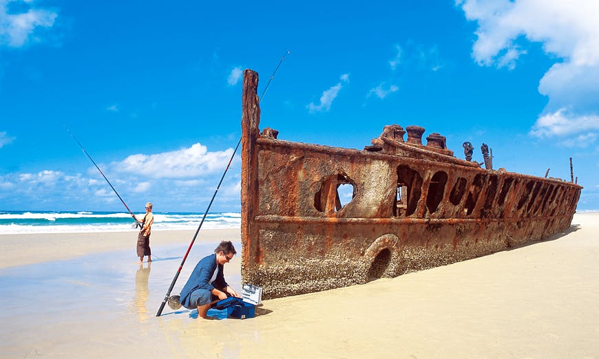What is Fraser Island Famous for?