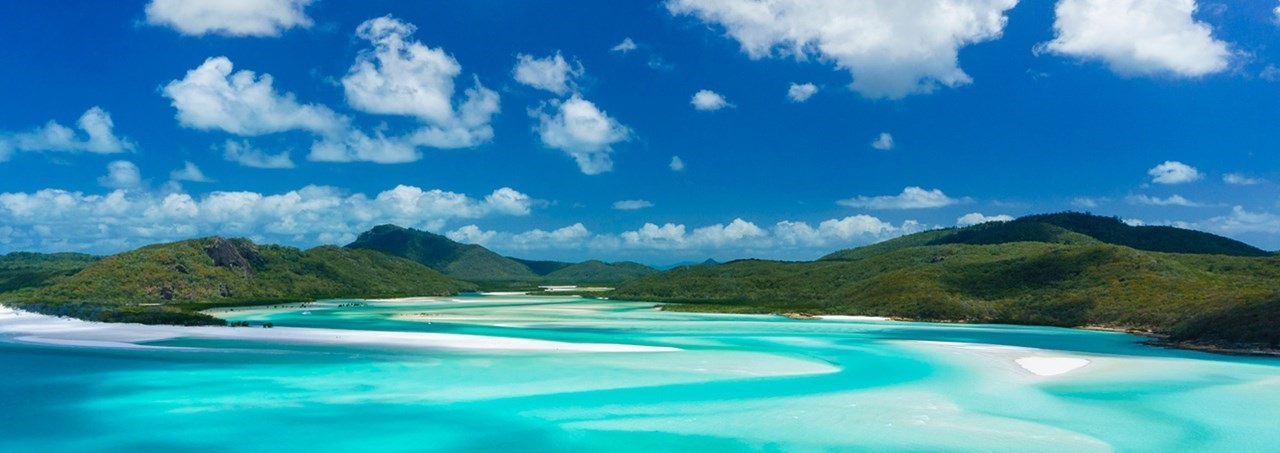 What can you do in the Whitsundays?