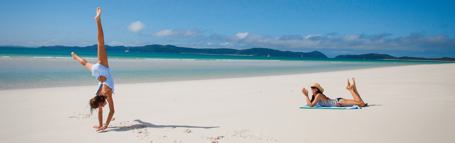 1 Day Whitsunday Islands Tour with Whitehaven Beach $190