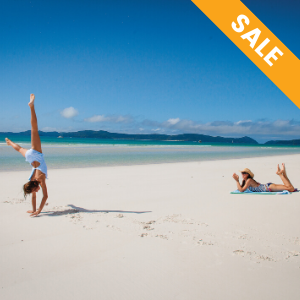 Whitsunday Islands Tour with Whitehaven Beach