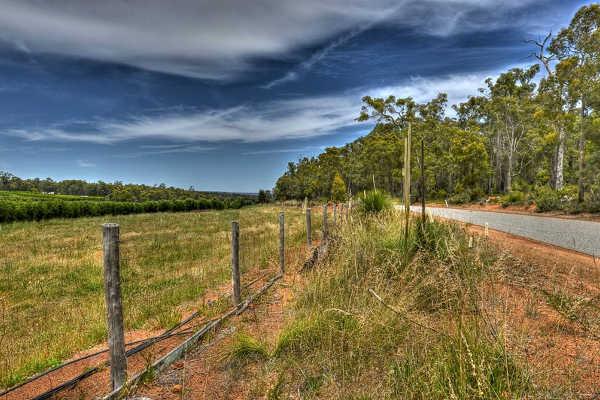 Australia Wine Region