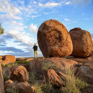 5 Day Darwin to Alice Springs with Uluru Detour