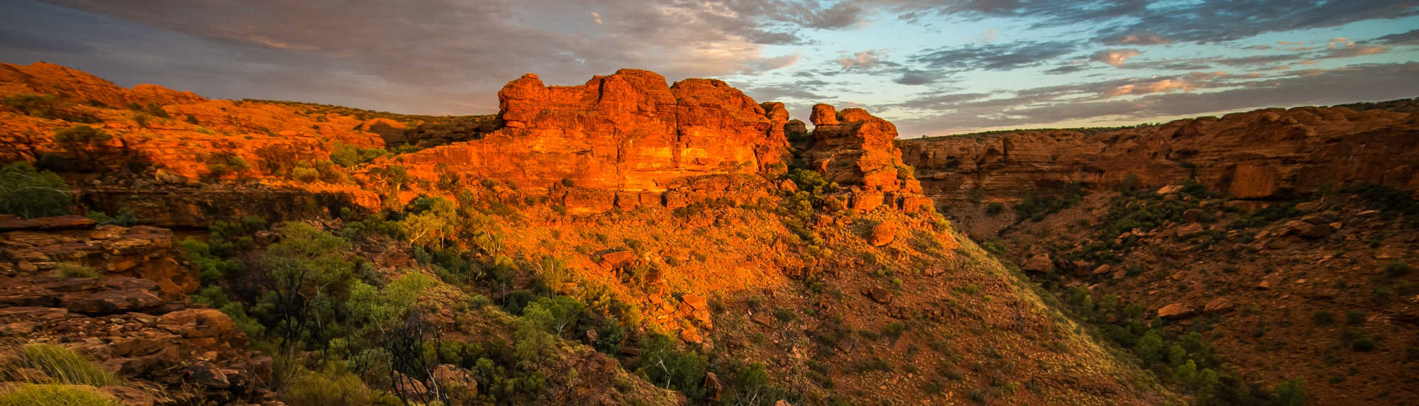 The Must-See Sights in the Aussie Outback
