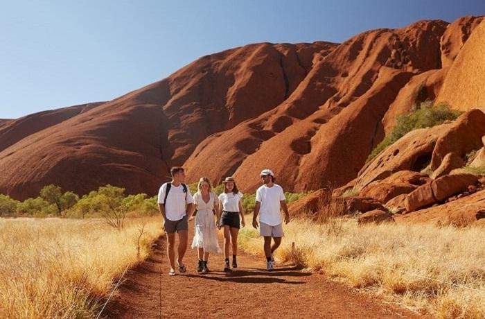 Uluru Sunset Group