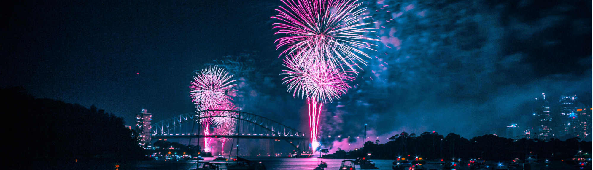 What to do on new year's eve in Australia