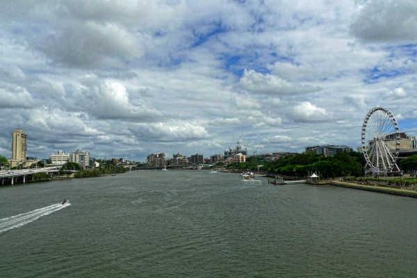 Brisbane River, Queensland