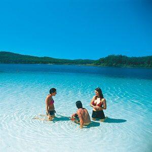 Noosa and Fraser Island
