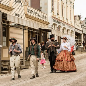 1 Day Sovereign Hill and Ballarat Tour