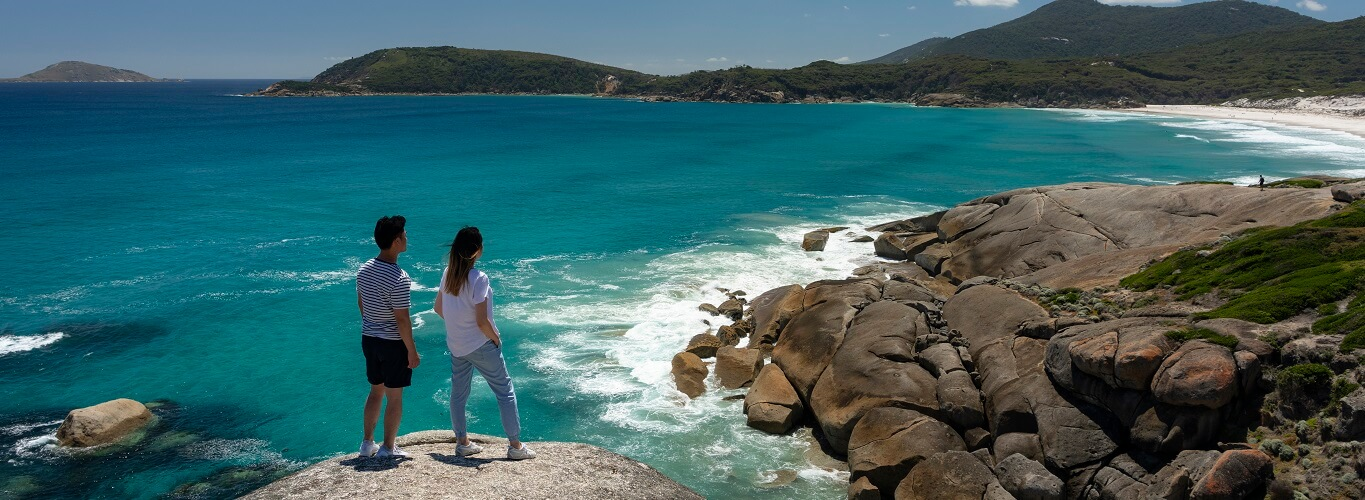 Wilsons Promontory National Park Tour Squeaky Beach