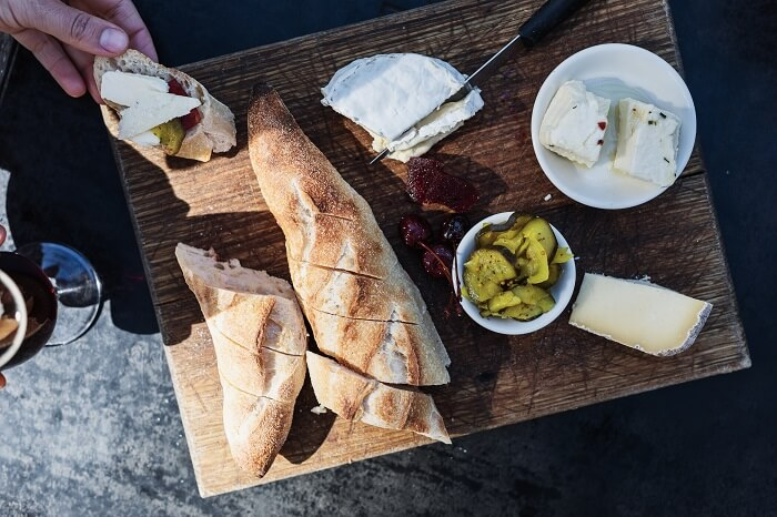 Bruny Island Cheeses and Breads