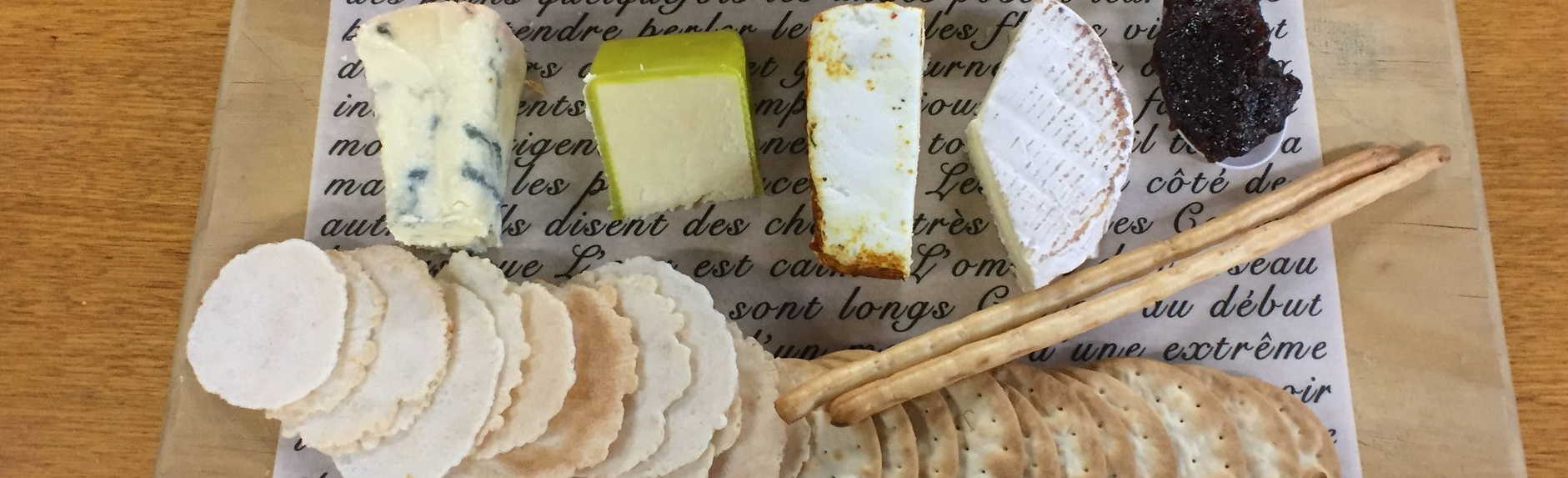 How to Match your Cheese with your Wine