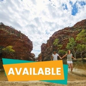West MacDonnell Ranges Tour